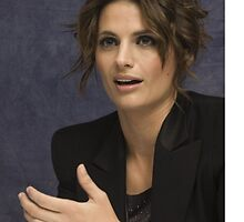 stana katic phone case by keh bubble