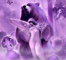 Bear Spirit by Kerri Ann Crau