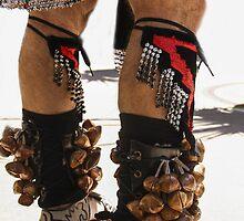 Dressed For the Pow Wow by heatherfriedman