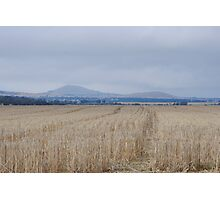 Australian Beautiful Countryside Photographic Print