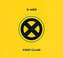 X-Men First Class by winterscldier