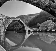 Devil's bridge by vinciber