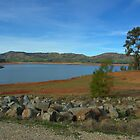 Lake Hume by ndarby1