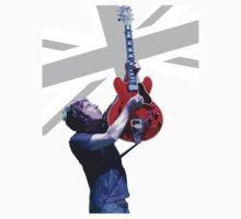 Noel Gallagher  by projectbebop