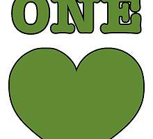 One Love Green by TortoiseFunk