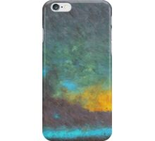 Daybreak at the River iPhone Case/Skin