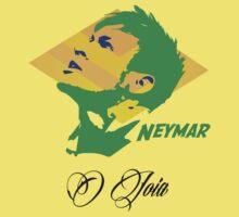 BRAZIL NEYMAR JR. WC 14 FOOTBALL T-SHIRT by sportskeeda