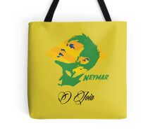 BRAZIL NEYMAR JR. WC 14 FOOTBALL T-SHIRT Tote Bag