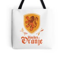 Netherlands Bleed Oranje Tote Bag