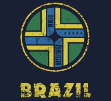Brazil National Colours by sportskeeda