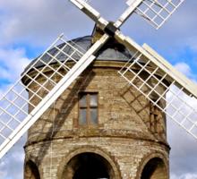 Chesterton Windmill Warwickshire Sticker
