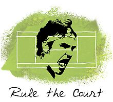 Roger Federer Rule The Court by sportskeeda