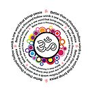 OM - Word that brings peace by ramanandr