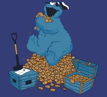 Bounty - Cookie monster loves! T-Shirt