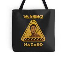 Chelsea Warning Hazard Tote Bag