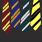 House ties by EmmaPopkin