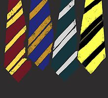 House ties by EmmaPopkin