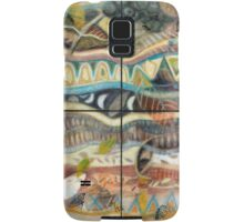 Tropical Fusions (Product Design II)  Samsung Galaxy Case/Skin