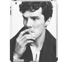 Cumberbatch iPad Case/Skin