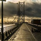Forth Bridge by Glen Allen