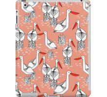 Pelicans by Andrea Lauren iPad Case/Skin