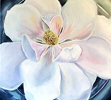 Magnoila by fontainefineart