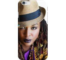 Shebeladyblue iPhone Case/Skin