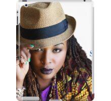 Shebeladyblue iPad Case/Skin