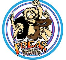 Fabulous Furry Freak Brothers! by jeastphoto