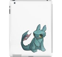 Toothless in Marker iPad Case/Skin
