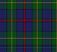 00017 Bailey Clan Tartan  by Detnecs2013