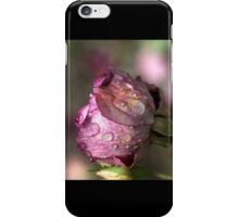 The Beauty Of Rain Drops iPhone Case/Skin