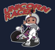 Unicorn Racer by spikeani