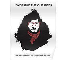 Hipster Jon Snow Poster