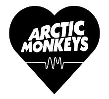 arctic monkeys heart by catherinec98