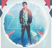 ZEDD Find You Apparel, Phone, iPad & Poster Design by Benikari47