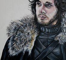 Jon Snow by Andrew Taylor