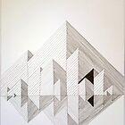 Line Drawing 1 by Aaran Bosansko
