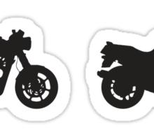 History of Triumph Sticker