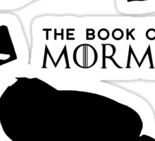 Book of Mormont Sticker