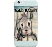 bad bunny iPhone Case/Skin