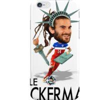 Kyle Beckerman USMNT iPhone Case/Skin