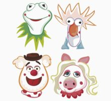 Muppets Kids Clothes