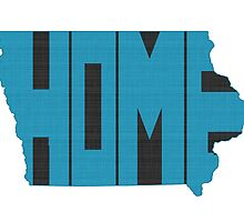 Iowa HOME state design by surgedesigns