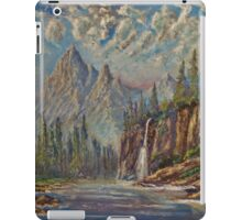 Rocky Mountain Haze iPad Case/Skin