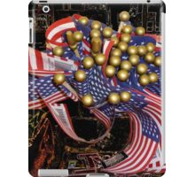 Flags In The Store iPad Case/Skin