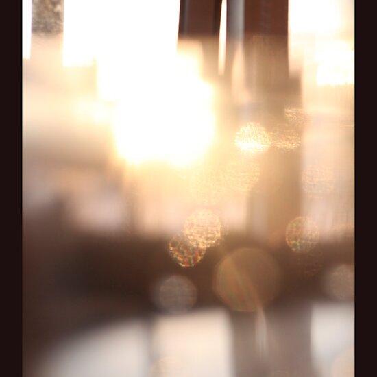 the light at Suðurhlið by Rebecca Tun