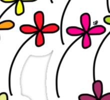 Flowersss Sticker