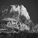 White mountain by Hudolin