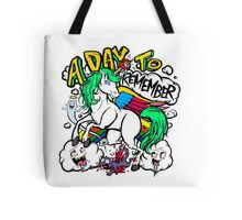 Hero Unicorn Tote Bag